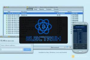 Обзор биткоин кошелька Electrum