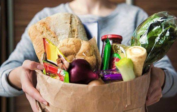 Доставка продуктов на дом